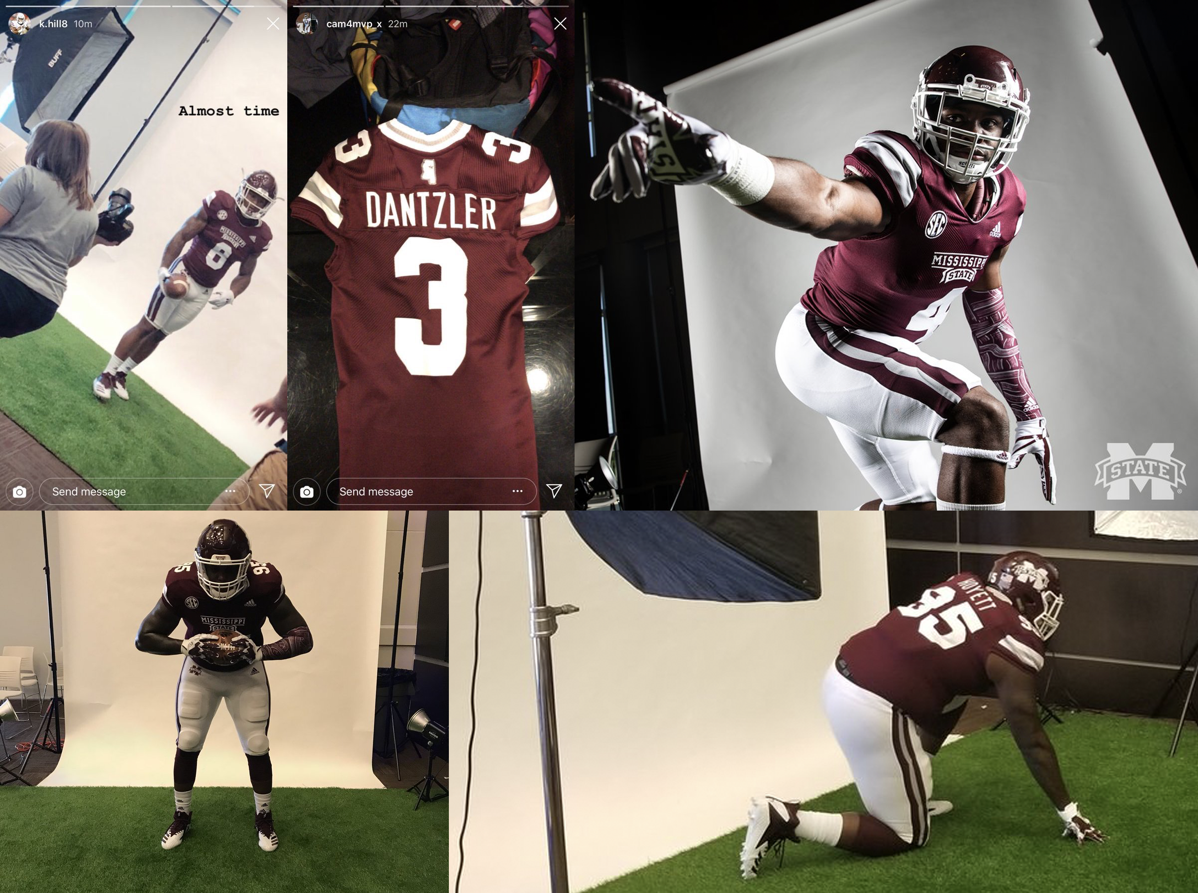 2018 Mississippi State Football Uniforms Season Preview - Hail State ... 31e24eb7d
